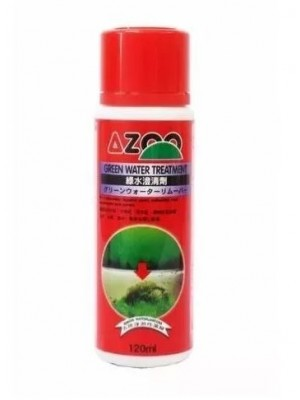 Azoo Green Water Remover 120ml