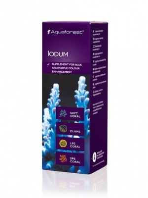 Aquaforest Iodum 10ml (Iodo)