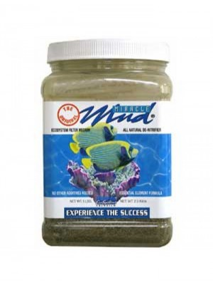 Miracle Mud - Substrato para Nano Reef e Refugio 4,6 kg - Saco