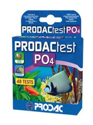 Prodac Teste de Fosfato (PO4) - Água doce e Salgada