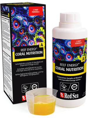 Red sea Suplemento Reef Energy Coral Nutrition A 500ml ( Carbs Nutrition )