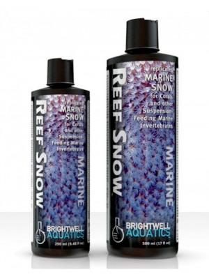 Brightwell Aquatics Reef Snow - 250 ml