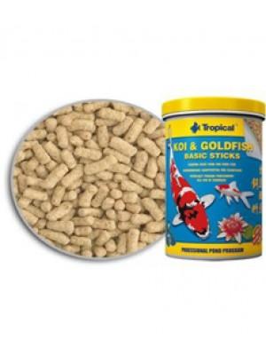 Tropical Koi & Goldfish Basic Sticks 4000G (Saco)