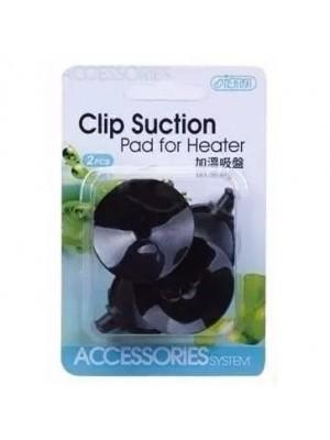 Ista Clip Suction Pad Heater 02 Peças de Ventosa I952