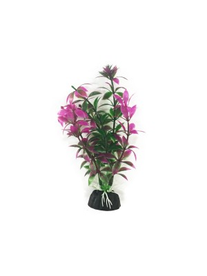 Soma Planta Plástica Roxa 10cm (053264)