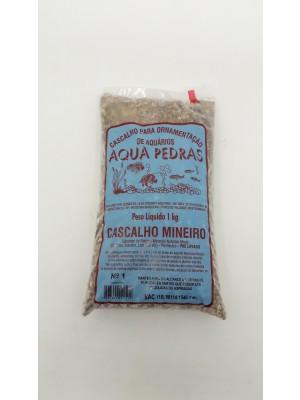 Cascalho Mineiro N°1 - 1kg