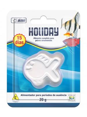 Alcon Holiday (Ração de férias 15 dias) 20G