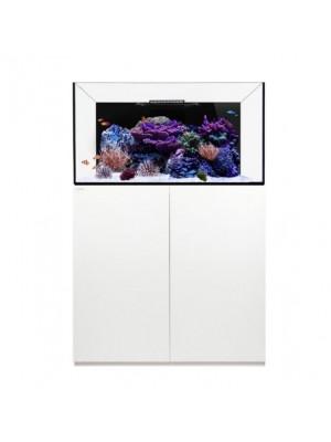 Waterbox Aquarium Platinum Reef Serie - Modelo 100.3 Branco - 178 Litros