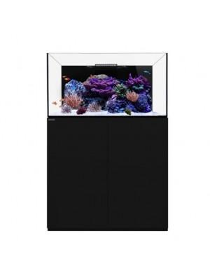 Waterbox Aquarium Platinum Reef Serie - Modelo 100.3 Preto - 178 Litros