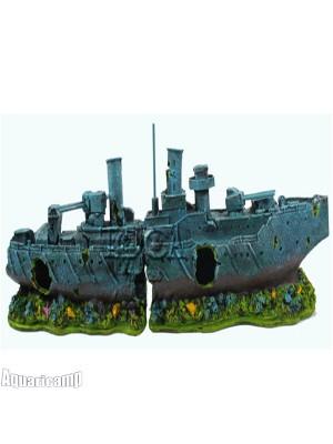 Ornamento Artificial Fragata B38