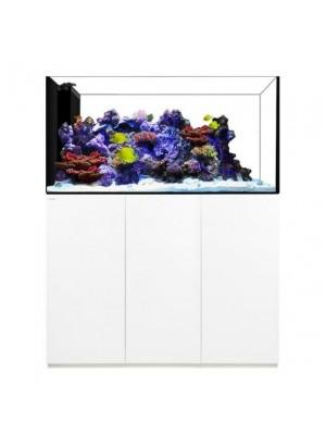 Waterbox Aquarium Crystal - Modelo Península Branco - 492 Litros (Para Divisão de Ambientes)