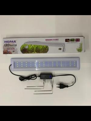 Hopar Luminária LED BL-600 Azul/Branca - Bivolt