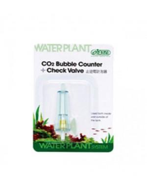 Ista Co2 Bubble Counter com válvula de segurança (conta bolhas para co2) - I564
