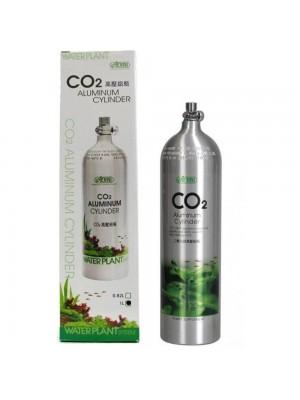 Ista Cilindro CO2 Alumínio - 2 Litros