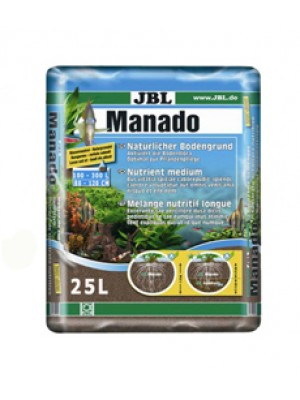 JBL Substrato natural Manado 25 litros