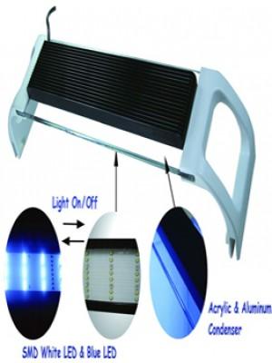 Luminaria em led Zetlight modelo ZA 2421 - 28 watts para aquários de 60 cm - Bivolt (Frete sob Consulta)