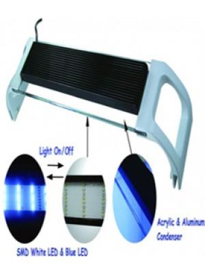 Luminaria em led Zetlight modelo ZA 2410 - 23 watts para aquarios de 60 cm
