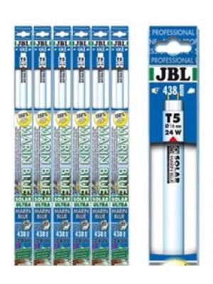 Lampada fluorescente JBL modelo MARIN BLUE ULTRA T5 24 W 55 CM