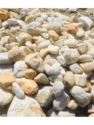 Pedra Para Ornamentar Aquário 25kg (pedregulhos São Gonçalo)