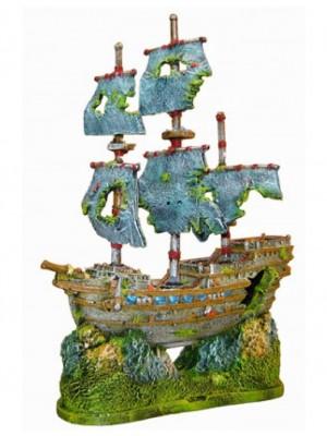 Ornamento Artificial Barco Portuguesa Grande - B35