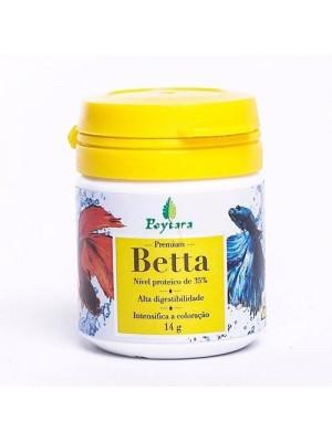 Ração para Bettas Poytara 14g