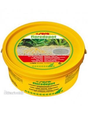 Sera Floredepot Substrato Fértil - 2,4 kg
