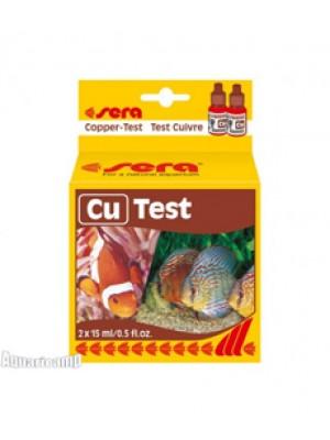 Sera CU-TEST (teste de cobre) 15ml
