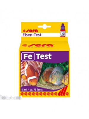 Sera Fe-TEST (teste de ferro) 15ml