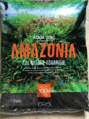 Substrato Fértil Aqua Soil Amazônia 9L