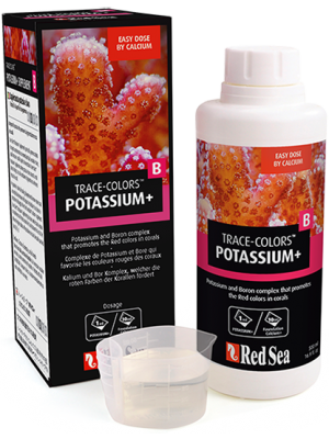Red Sea Suplemento Trace-Colors Potassium + (Colors B) 500 ML