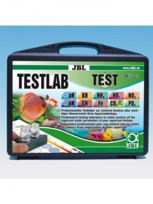 JBL TesteLab (PH, PO4, Fe, KH, GH, NH4, NO2, NO3)