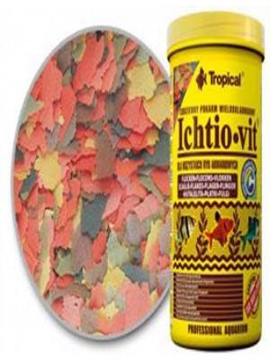 Tropical Ichtio-vit 50G