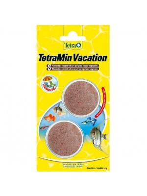 Tetra Min Vacation 24G