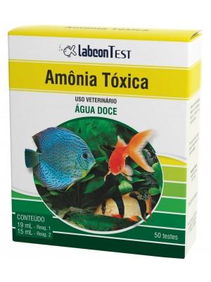 Labcon Teste de Amonia Toxica - Água doce
