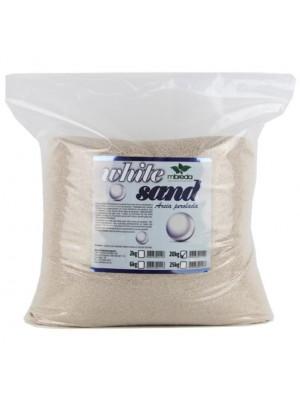 Mbreda - Substrato Inerte Areia Perolada White Sand 20Kg