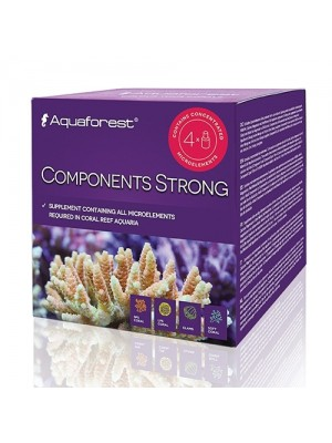 Aquaforest Componente Strong 4x75ML