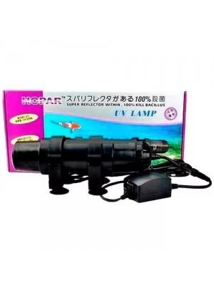 Hopar Filtro Ultra Violeta 611 UV-18 watts