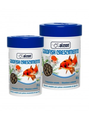 Alcon Goldfish Crescimento 40G