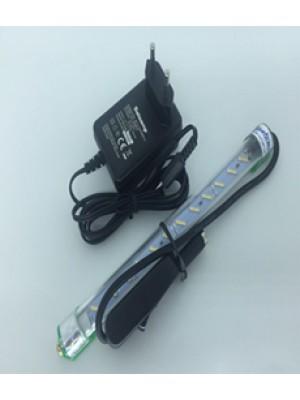 Luminária LED Aqualumi 15cm (Azul)