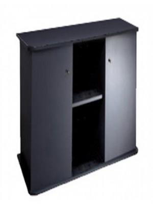 Pedestal com 2 portas e prateleira central para EA-150