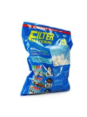 Ista Quartzite Glass 3 Litros - mídia filtrante biológica I-224