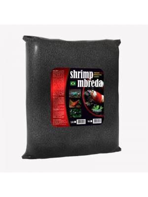 Substrato Shrimp Mbreda para Camarões 10 Litros - Saco
