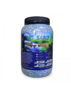 Mbreda - Substrato Inérte Areia Sky Sand 6kg