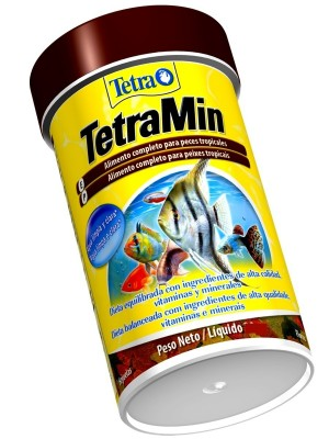 Tetra Min Flakes 52G